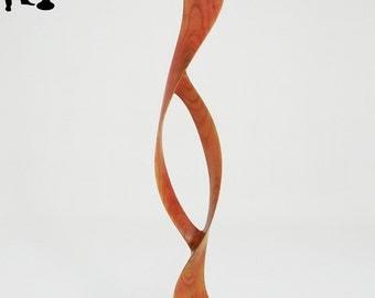 Wood sculpture -