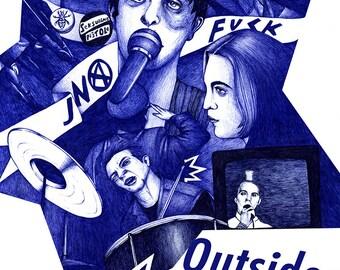 Outsider Poster