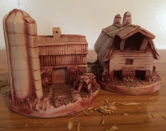 Georgia Marble Barns, Limited Edition, Numbered