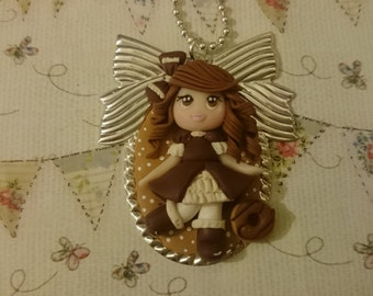 Chocolate lolita Lil neen doll