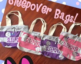 Sleepover Bags