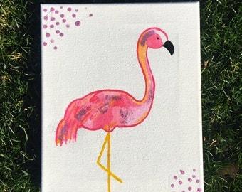 Phil the Flamingo