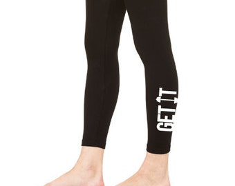 GET IT Workout Leggings | Gym Leggings | Yoga Pants | Crossfit pants