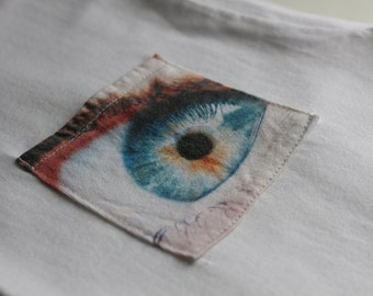 Eye Pocket Tee