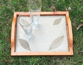 Concrete Tray