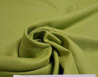 Kiwi Green Wool