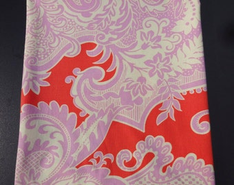 AMY BUTLER ** LOVE ** Sandlewood Tangerine  * Boutique Designer Fabric for quilting, sewing, etc.