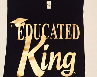 Educated King!