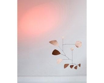 Mobile leaves copper