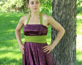 Purple Turtle Dress