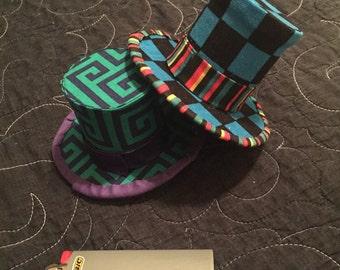 Custom Clip-On Mini Top Hats