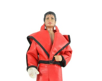 Vintage 1984 Michael Jackson Thriller Doll