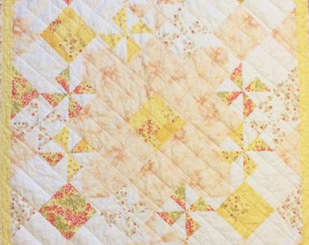 PDF Quilt Pattern, Quilt Pattern, Baby Quilt Pattern PDF, Quilt Pattern PDF, Baby Quilt Pattern, Flower Quilt