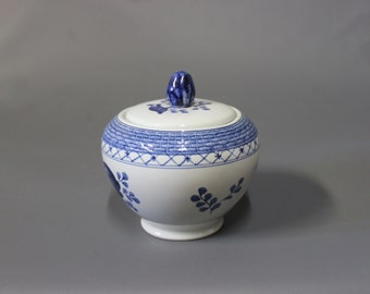 Sugar Bowl in Tranquebar by Royal Copenhagen