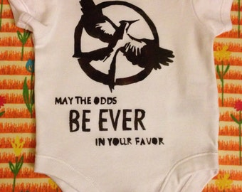 Short Sleeve Hunger Game Mockingjay 3-6 months