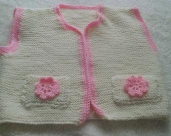 Sweet baby vest 86/92