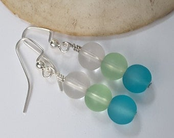 Sea Glass Drops