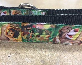 Jungle Book 1 inch Collar