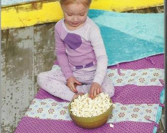 Childs Napsack Sewing/Quilting pattern- Kati Cupcake pattern co.- sizes S, M, L- New/Uncut