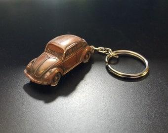 Vw beetle keychain | Etsy