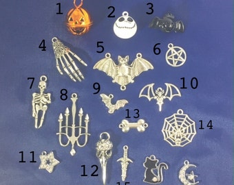 Add a Halloween Charm/Bell