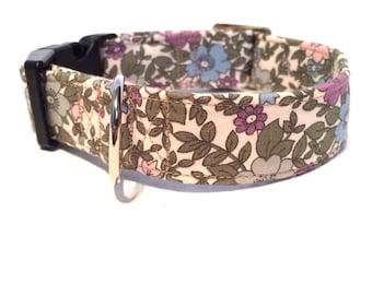 Dog Collar Garden Flowers