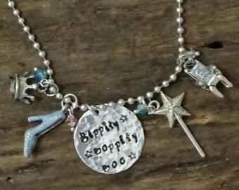 Cinderella Inspired Necklace