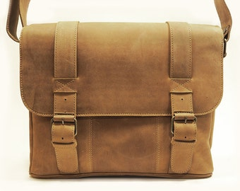Smith Satchel Vintage Tan
