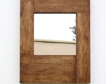 Rustic Concealment Mirror, Rustic Mirror, Secret Compartment, Hidden  Compartment, Entryway Storage,