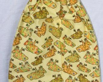 Frog Shoe bags