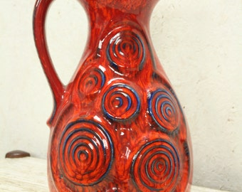 west german pottery by Bay 85-30