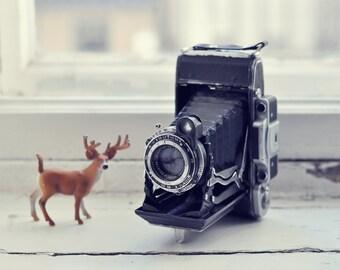 Vintage soviet camera MOSKVA