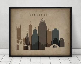 Ohio vintage etsy for T shirt printing lakewood ohio