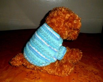 DOG KNITTED SWEATER