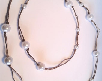 Nautical Knots Necklace