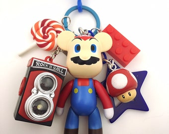 Popobe Super Mario Bag Charm