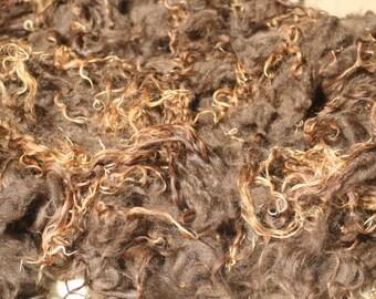 Brown fleece of Móey