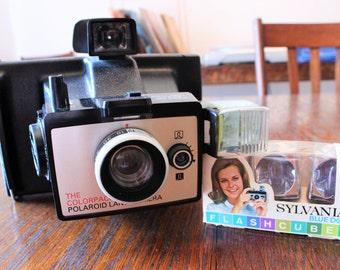 Vintage Polaroid Colorpack Land Camera, 1969-1972
