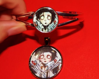 Edward Scissorhands (Jewelry set)