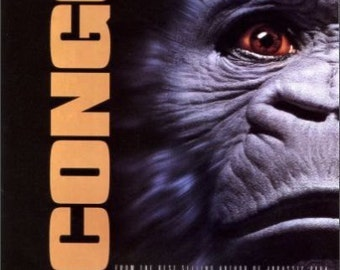 "2"" x 3"" Magnet CONGO Movie Poster FRIDGE MAGNET"