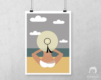 Meditation Digital Print Download