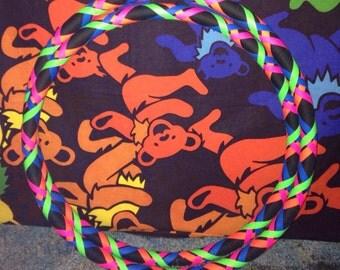 Dark Side of the Rainbow Beginner Hula Hoop