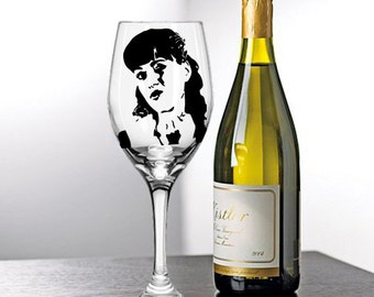 Katy Perry, Painted Wine Glasses, Painted Wine Glass, Hand Painted Wine Glasses, Painted Glasses, White Wine, Red Wine, Stemless Glasses