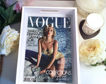 Kate Moss Vogue Cover Tray