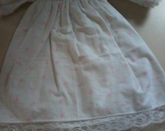 "18"" or American Girl Doll Nightgown"