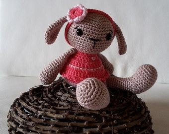 Hook - Amigurumi rabbit