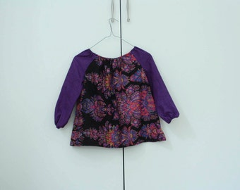 Funky Art Smock for Girl
