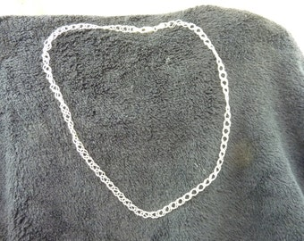 A very nice  925 Silver Chain Necklace