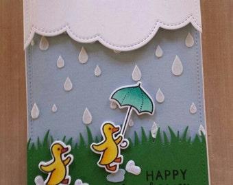 Ducklings Baby Shower