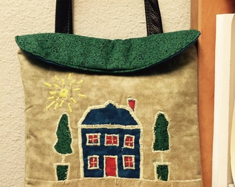 Welcome Home Keepsake Bag